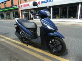 Suzuki Address UK110 Low rate finance