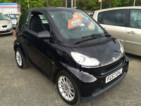 57 reg Smart fortwo 1.0 ( 71bhp ) Passion AUTOMATIC