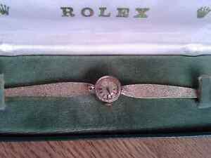 ladies 14K yellow gold Rolex Watch London Ontario image 6