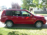 2006 Nissan X-trail One Owner - Lady Driven