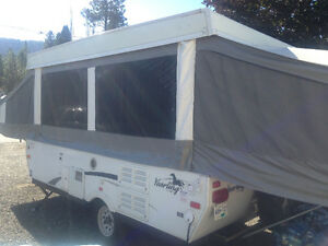 2007 Forest River Tent Trailer Great Shape