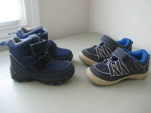 Joe Fresh Running Shoes/Winter Boots (Toddler Size 7)