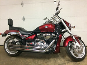 2009 SUZUKI M90 BOULEVARD....FINANCING AVAILABLE