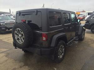 2014 Jeep Wrangler Unlimited RUBICON Nav/Auto $36897 Edmonton Edmonton Area image 3
