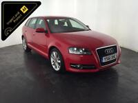 2012 AUDI A3 SPORT TDI 5 DOOR HATCHBACK 1 OWNER FULL AUDI HISTORY FINANCE PX