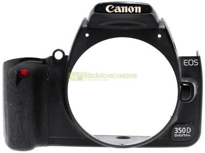 Copertura frontale per Canon EOS 350D - Rebel XT. Ricambio. Spare Part.