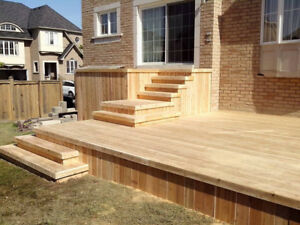 Deck and Fence Expert. Lowest Price Guaranteed