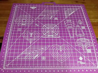 """Large 23x23"""" June Tailor Quilting mate board new"""