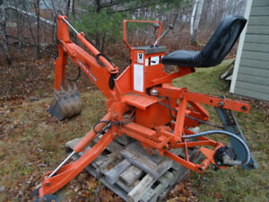 Kubota BackHoe Attachment - Sale Pending
