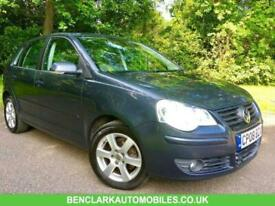 image for 2008 Volkswagen Polo 1.2 MATCH 5d 59 BHP/AIRCON/ALLOYS/X4 AIRBAGS/EXTENSIVE SERV