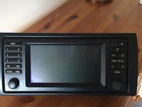 BMW X5 radio full service