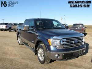 2013 Ford F-150 Lariat  - Leather Seats -  Bluetooth