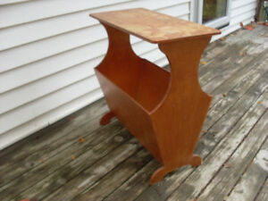 Cottage Style End Table  PPU