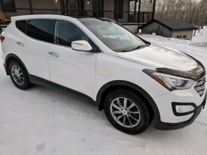 2013 Santa Fe 2.0 turbo Limited, New engine and extended warrant