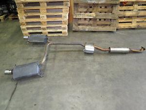 JDM 00-03 Honda S2000 AP1 OEM Muffler Exhaust System F20C