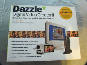 Dazzle Digital Video Creator II