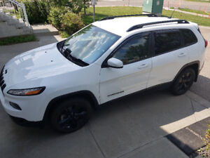 REDUCED 2015 Jeep Cherokee North Blacked Out Edition