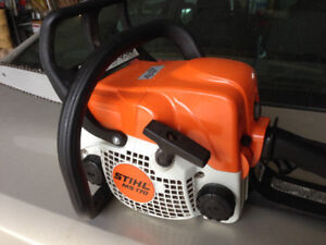 Stihl MS 170 chainsaw (A1condition)
