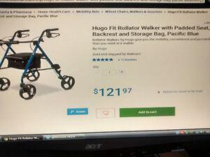 Hugo 6  Walker  (  Brand  New  )