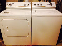 KENMORE SUPER CAPACITY,ENERGY EFFICIENT 1.5 YEAR OLD