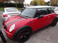 BMW MINI COOPER 1.6 (Chili)~52/2002~MANUAL~3 DOOR~STUNNING RED - NOT FADED !!!!