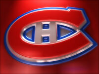 Canadiens tickets for sale - the best gift possible!!