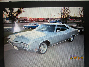 "WANTED!!! 1970 ""RIVIERA GS "" 455"