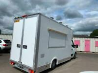 Renault Master MOBILE CATERING/PIZZA/BURGER/FOOD VAN ,66REG, FOR SALE