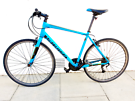 Specialized sirrus hybrid road bike LG