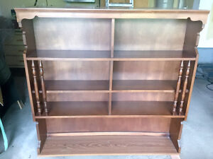 Solid Wood Book Shelves