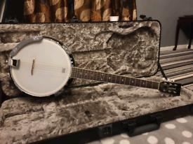 Tanglewood 6 strings banjo (twb18m6)