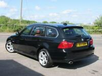 2011 11 BMW 3 SERIES 320D EXCLUSIVE EDITION TOURING 5DR (LEATHER) DIESEL