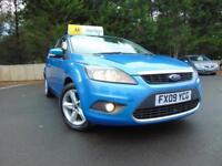 Ford Focus 1.6 Automatic Full History 55,000 Mls 2009.5MY Zetec Glasgow