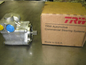 TRW POWER STEERING PUMP PS252415L103 REPLACE ZF 7677955179
