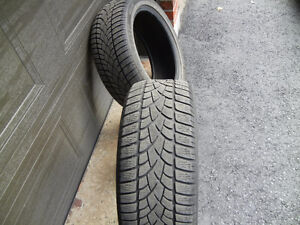 Tires winter 225/50 R17 98H