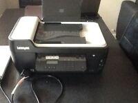 Wifi ready wireless Lexmark printer/scanner/fax/copier Interpret S405
