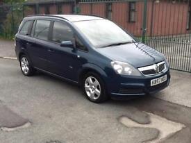 Vauxhall/Opel Zafira 1.8i 16v 2007.5MY Club