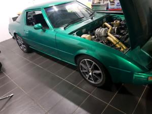 Mazda rx7 s2