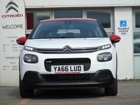 2017 CITROEN C3 1.2 PureTech 82 Feel 5dr