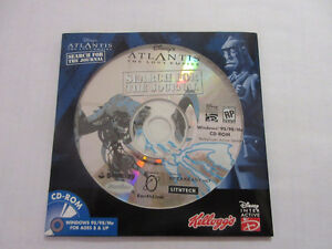 Atlantis: The Lost Empire - Search for the Journal CD-ROM