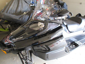 2015 Arctic Cat Bear Cat  XT Limited 4 Stroke