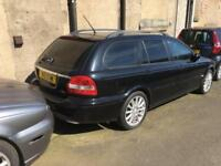 06-Jaguar X-Type 2.0 Diesel Sport estate Car