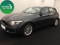 ONLY £229.47 PER MONTH GREY 2012 BMW 116D 2.0 SE STEP 5 DOOR DIESEL AUTO