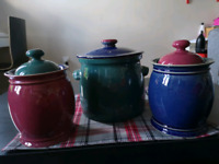 Denby Canisters