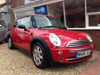 2006 06 Mini 1.6 One Seven FINANCE AVAILABLE