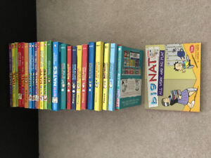 Big Nate and Captain Underpants books