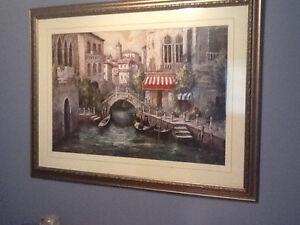 Visit Paris or Venice
