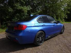 BMW 3 Series 3.0 330d M Sport Sport Auto 4dr (start/stop) - M Performance Enhanc