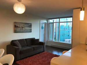 Furnished Condo @ The Beasley - Heart of Yaletown!!