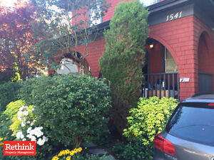 Newly renovated 2 bedroom in excellent Kitsilano location